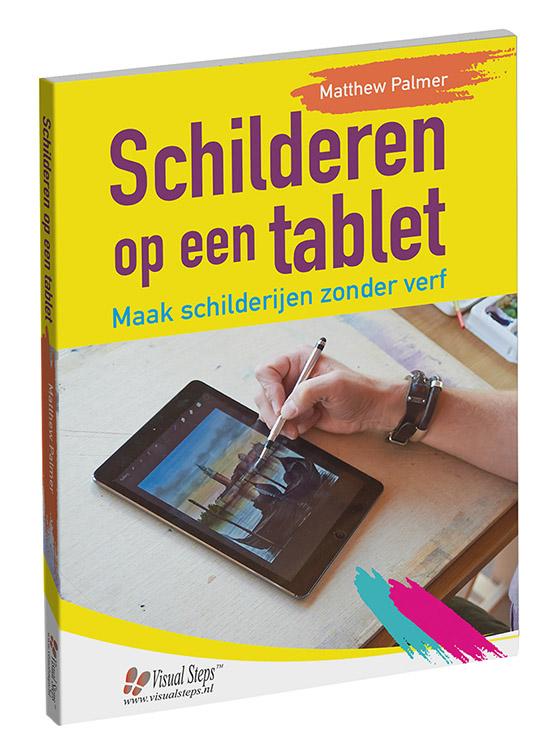 Schilderen tablet