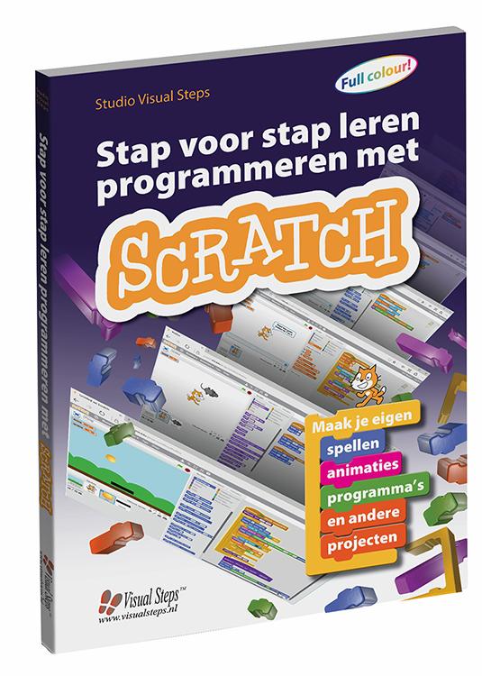 Stap voor stap Scratch